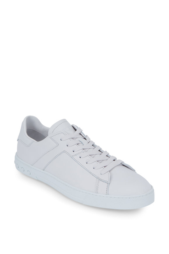 Tod's Luce Leather Low Top Sneaker