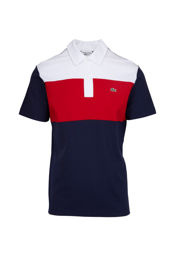 Lacoste 85th Anniversary 70's Polo