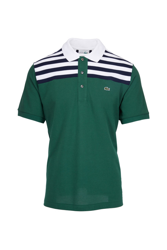 Lacoste 85th Anniversary 80's Polo