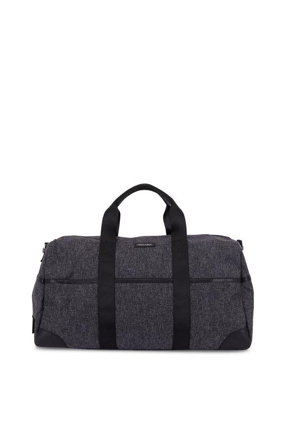 Hook + Albert Gray Melange Training Duffel Bag