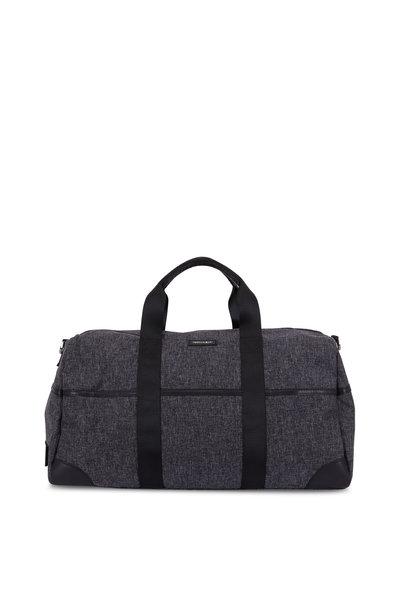 Hook + Albert - Gray Melange Training Duffel Bag
