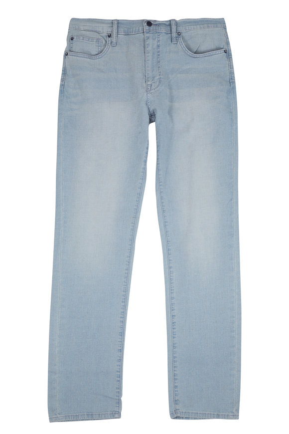 Joe's Jeans The Brixton Light Wash Straight & Narrow Jean