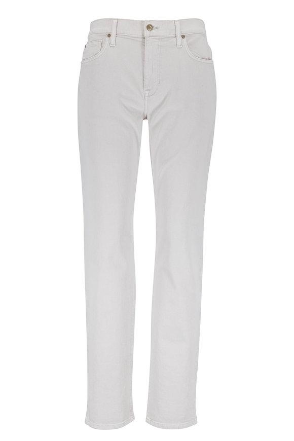 Joe's Jeans The Brixton Off-White Five Pocket Jean