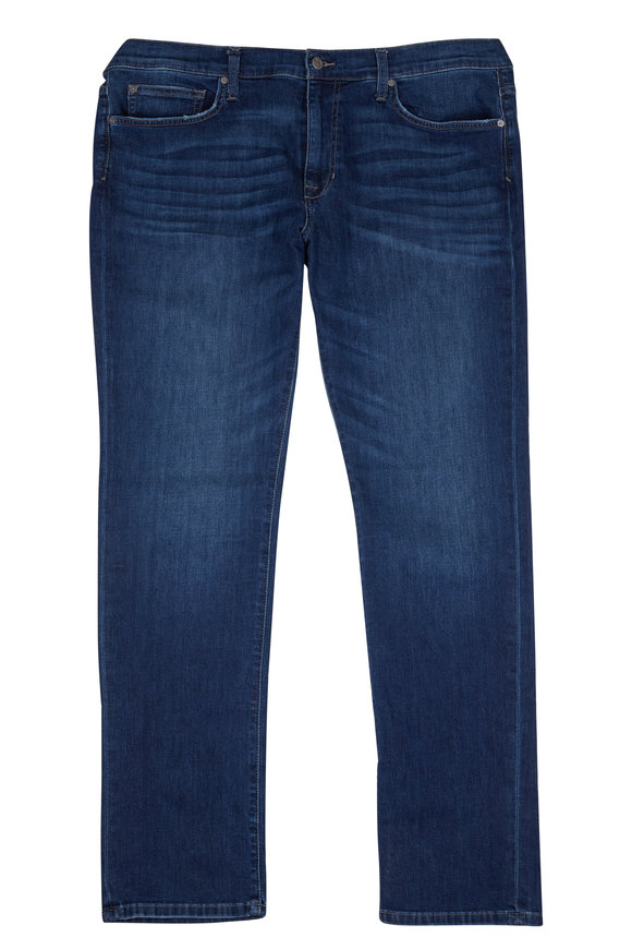 Joe's Jeans The Brixton Medium Wash Straight & Narrow Jean