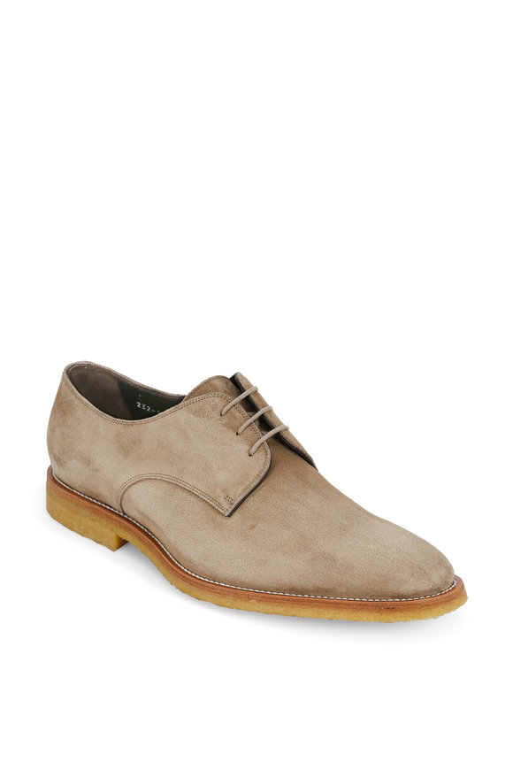 To Boot New York Captain Flint Suede Oxford
