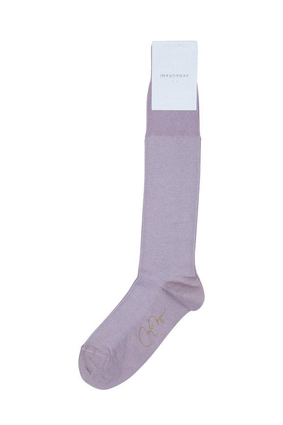 VKNagrani Solid Lavender Socks