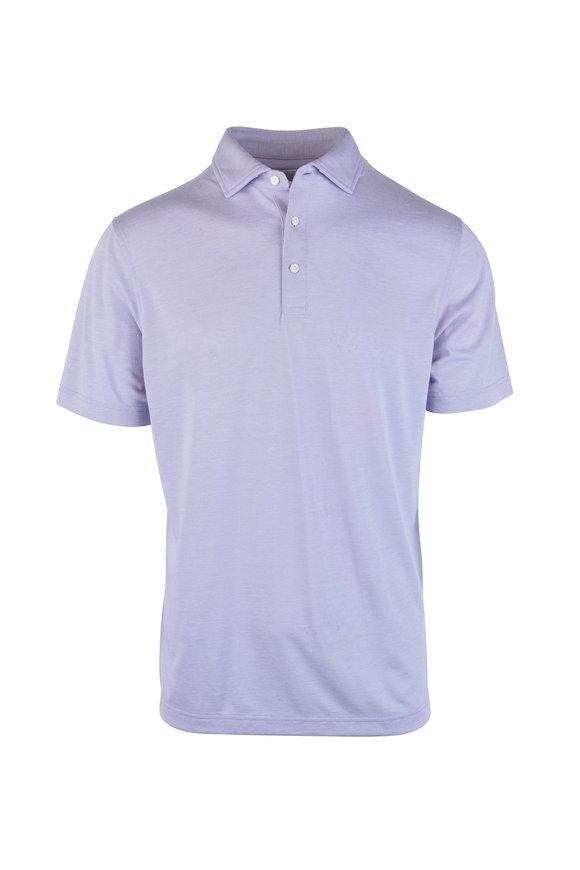 Vastrm Lavender Jersey Polo