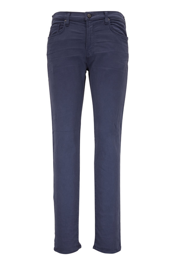 J Brand Kane Dark Gray Straight Fit Jean