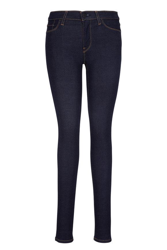 Hudson Clothing Nico Enhance Midrise Super Skinny