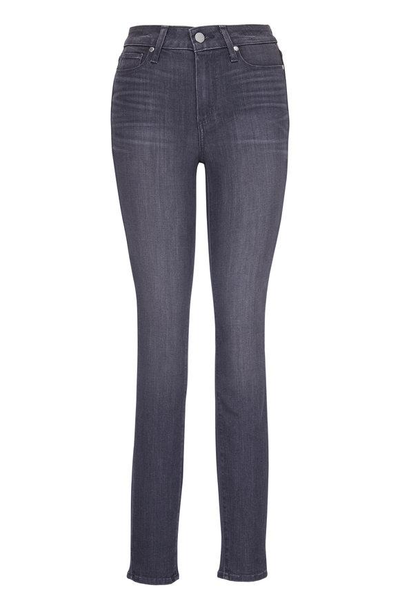 Paige Denim Hoxton Grey Ultra Skinny Jean