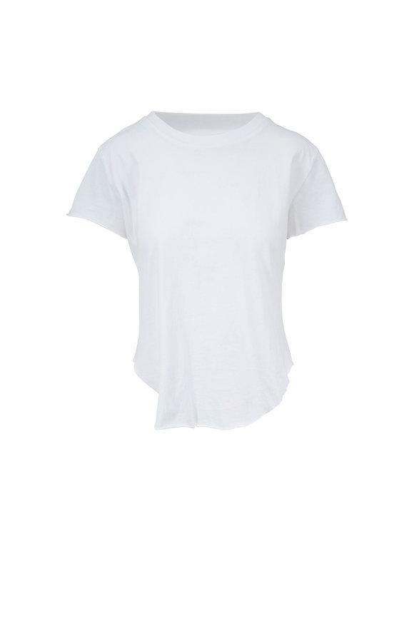 Frank & Eileen Vintage White Cotton T-Shirt