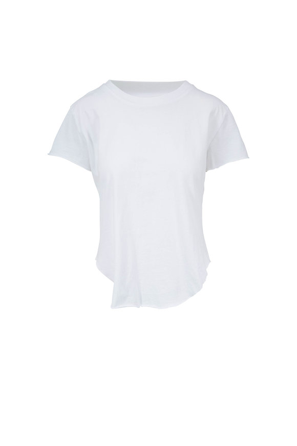 Frank & Eileen Vintage White Cotton T-Shirt