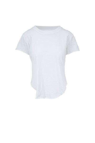 Frank & Eileen - Vintage White Cotton T-Shirt