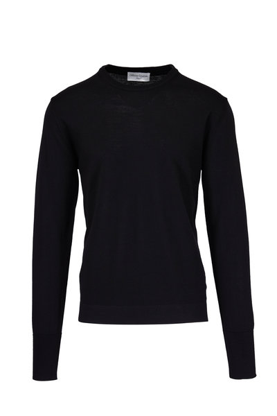 Officine Generale - Nina Merino Wool Black Sweater