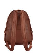 Brunello Cucinelli - Medium Brown Leather Backpack