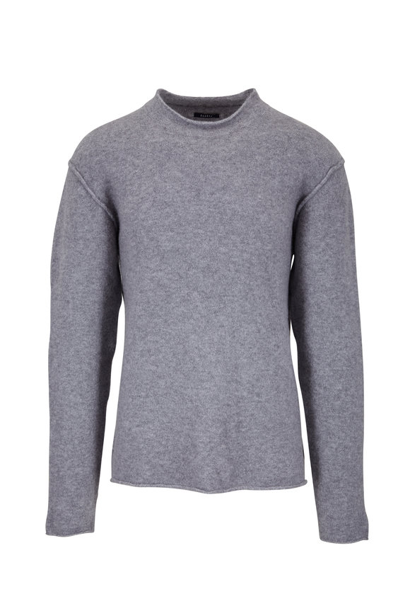04651 Inuit Gray Crewneck Sweater