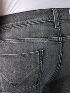 Hudson Clothing - Blake Gray Slim Straight Five Pocket Jean