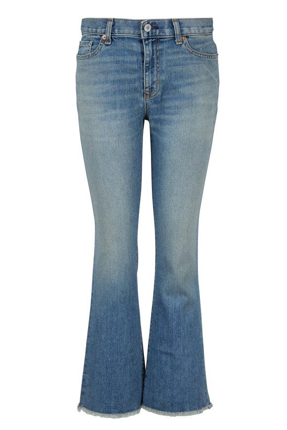 Nili Lotan Vianca Five Pocket Flare Jean