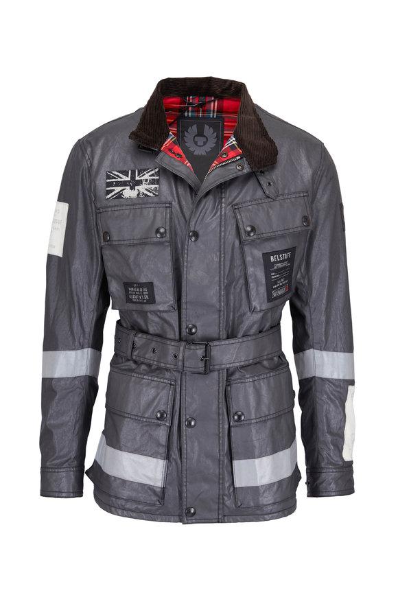 Belstaff Trailmaster 70th Anniversary Black Jacket