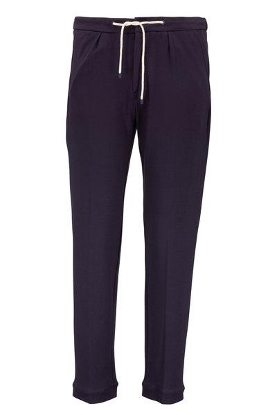 04651/ - Wow Navy Jogger Pant