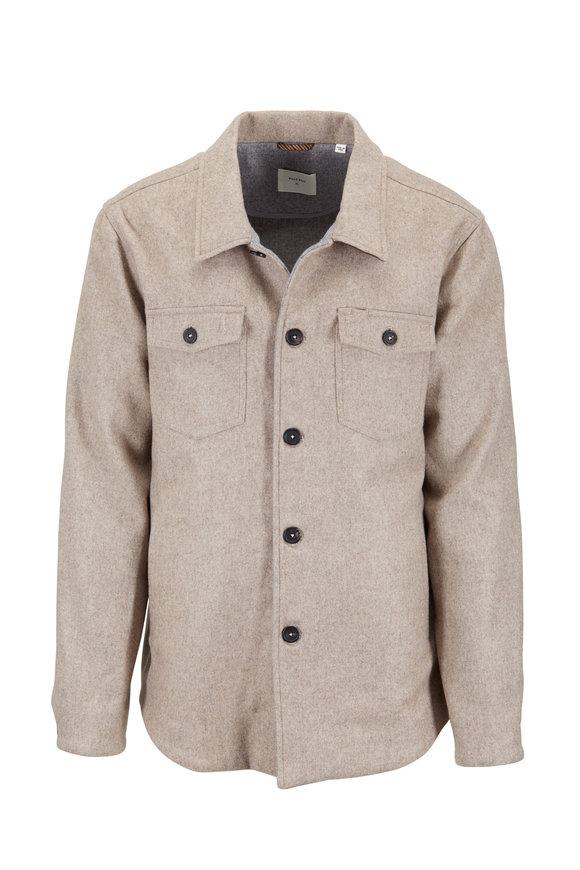 Billy Reid Mo Sand Wool & Cashmere Jacket
