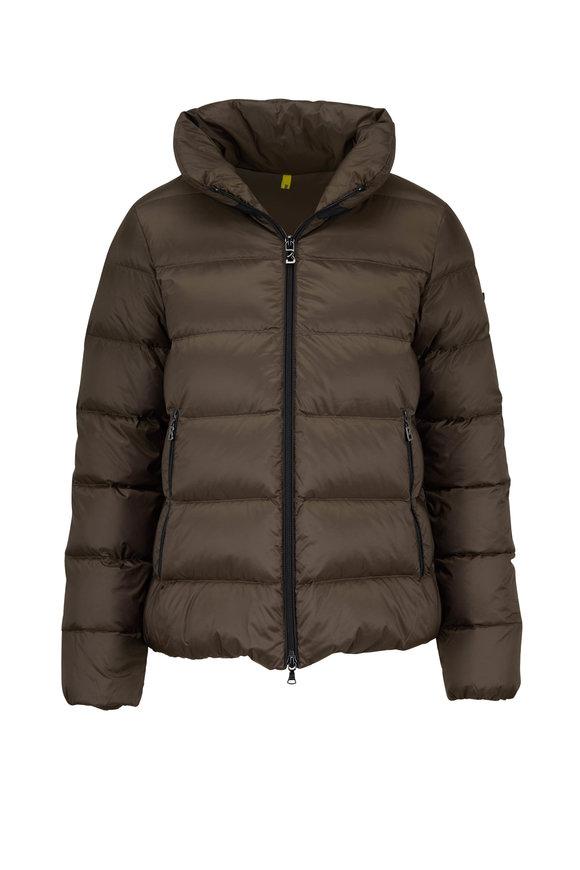 Bogner Ivy Olive Puffer Jacket