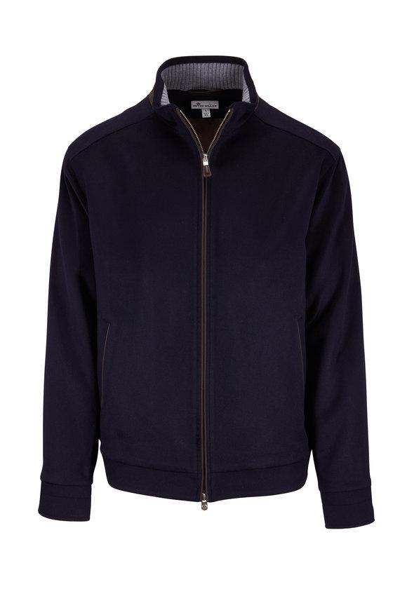 Peter Millar Westport Arctic Night Fleece Jacket