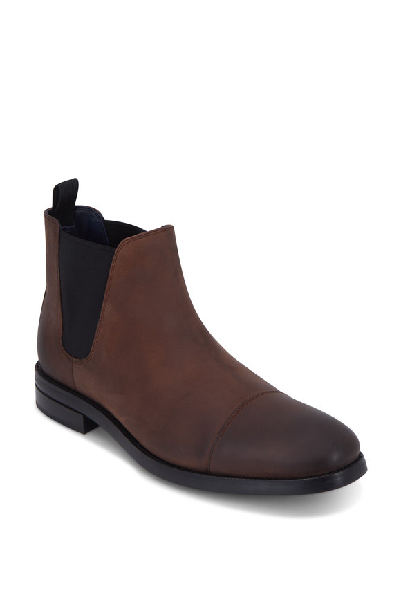 Cole Haan Wagner Grand.ØS Dark Brown Waterproof Boot
