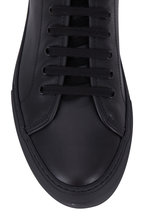 WOMAN by COMMON PROJECTS - Women's Tournament High Super Black Hi-Top Sneaker
