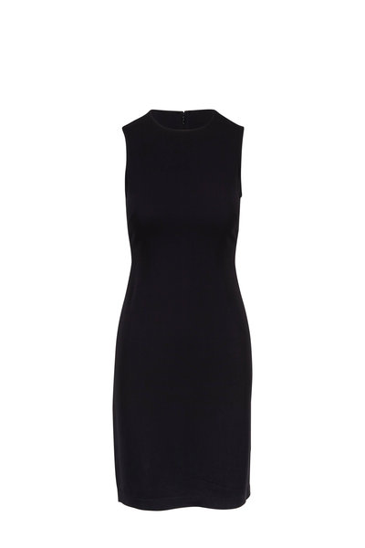 Elizabeth & James - Lulu Black Crewneck Dress