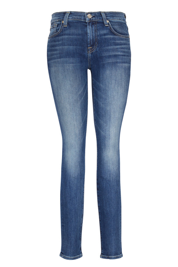 7 For All Mankind B(air) Super Skinny Jean