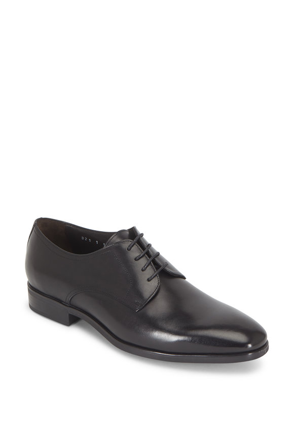 To Boot New York Dwight Black Leather Oxford