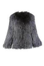 Viktoria Stass - Silver Fox Knit Jacket