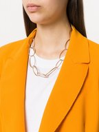 Pomellato - 18K Rose Gold Victoria Large Link Necklace