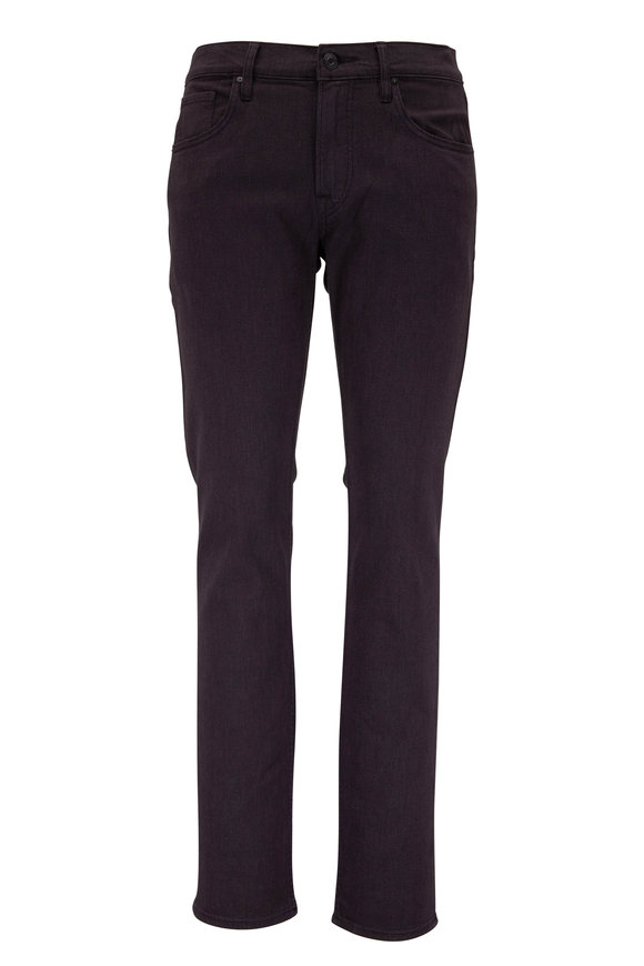 Hudson Clothing Blake Gray Willow Five Pocket Jean