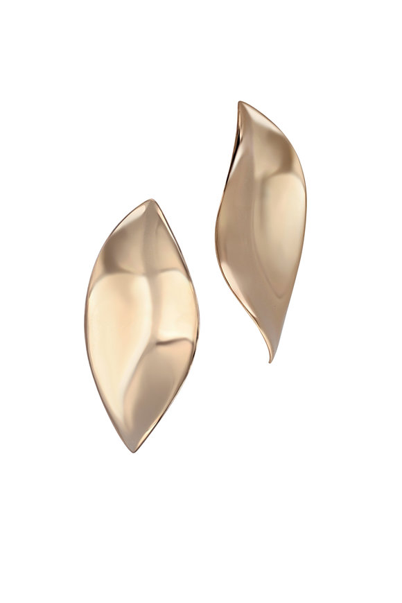 Pasquale Bruni 18K Rose Gold Lakshmi Earrings