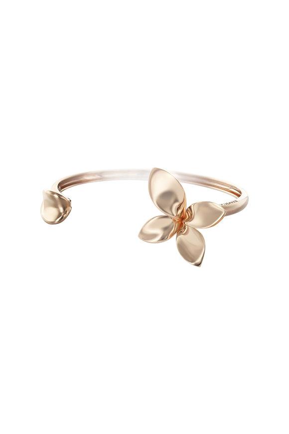 Pasquale Bruni 18K Rose Gold Giardini Segreti Bracelet
