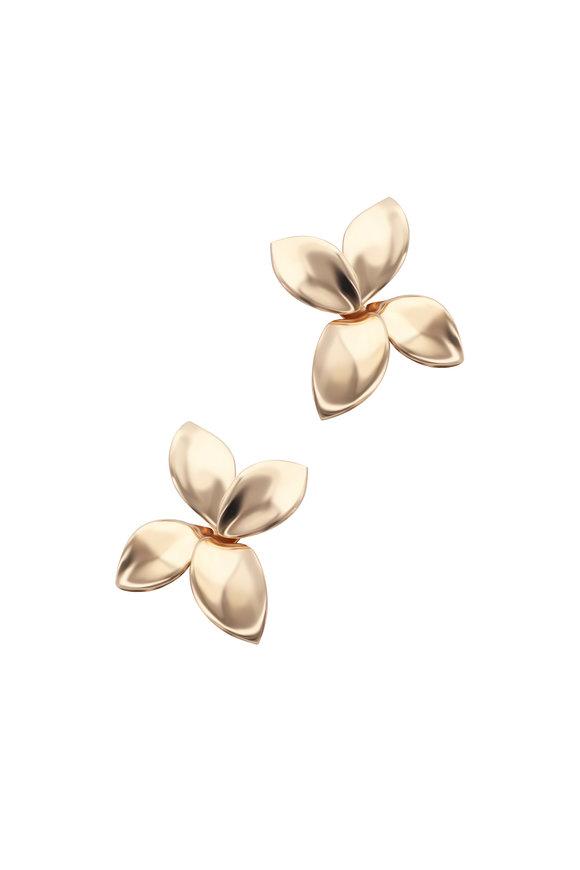 Pasquale Bruni 18K Rose Gold Giardini Segretti Earrings