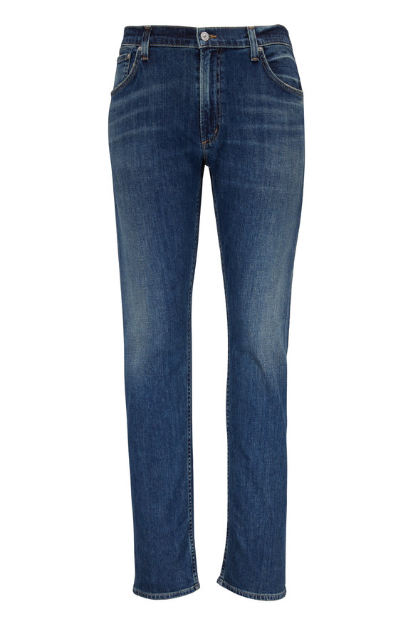 Citizens of Humanity Bowery Medium Wash Standard Slim Jean