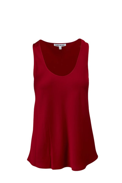 Elizabeth & James - Rachel Ruby Red Tank Top