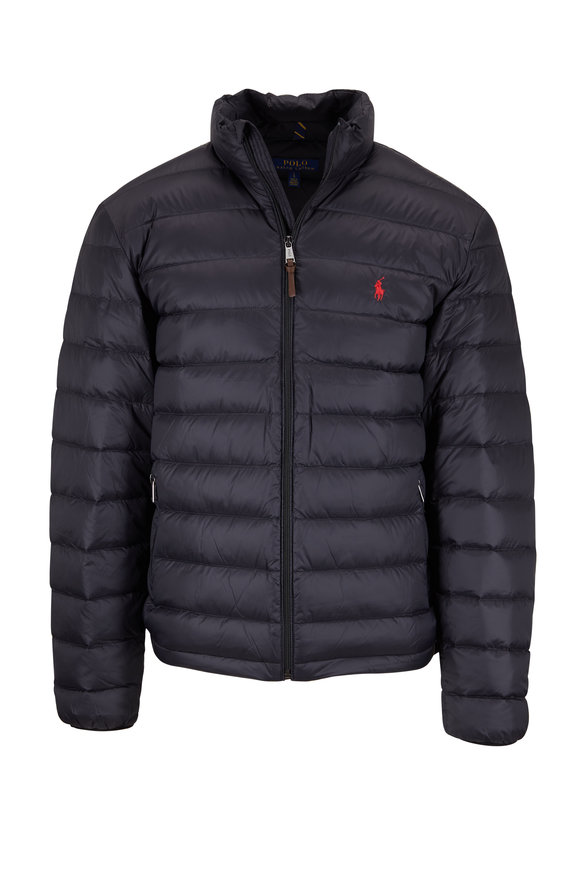 Polo Ralph Lauren Bleeker Black Down Jacket