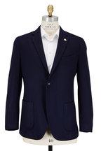 Lardini - Navy Cashmere Sportcoat