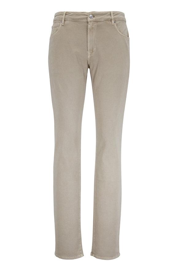 PT Pantaloni Torino Jazz Khaki Regular Fit Five Pocket Pant