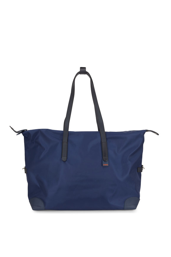 Swims 48-Hour Navy Blue Waterproof Nylon Holdall Bag