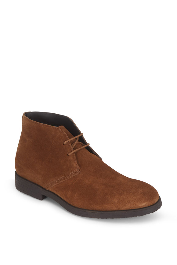 To Boot New York Boston Cigar Suede Chukka Boot