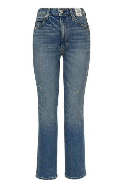 Amo - Bella Extra High-Rise Bootcut Ankle Jean