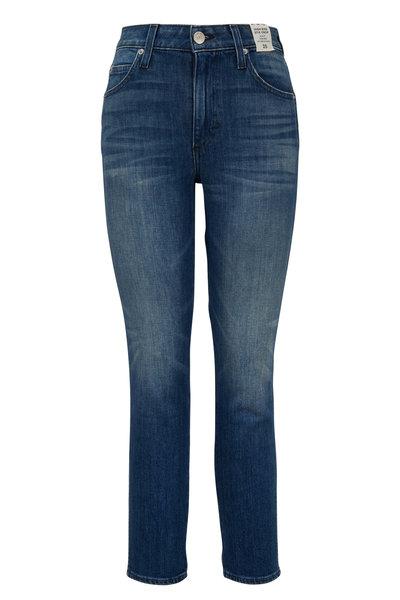 Amo - Stix High-Rise Slim Fit Crop Jean