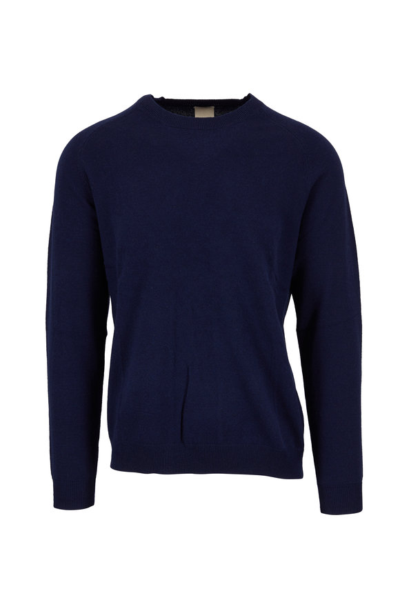 Baldwin Graham Midnight Crewneck Pullover