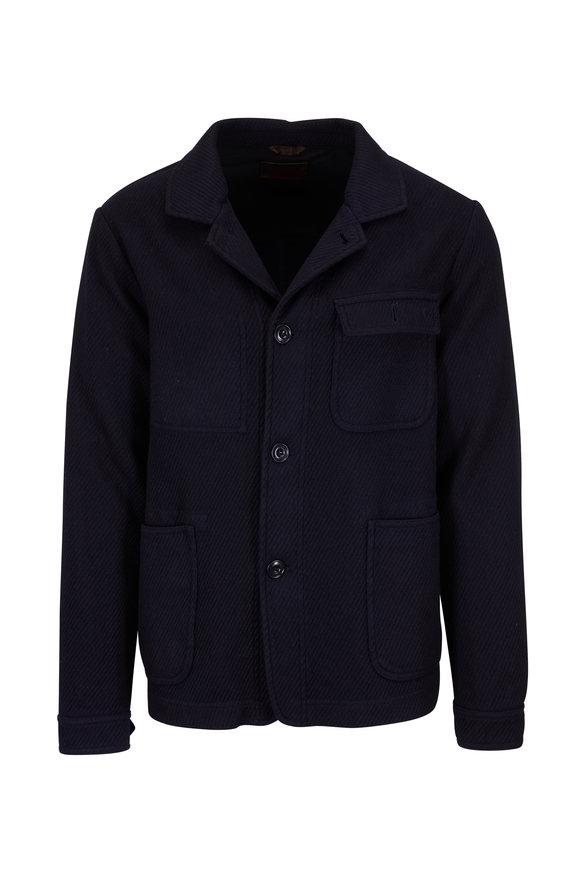 Altea Navy Utility Jacket