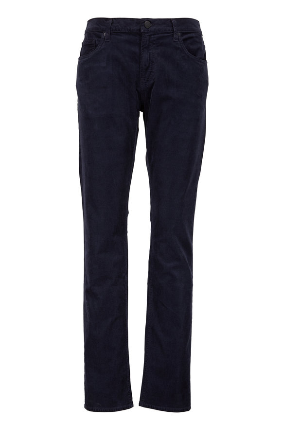 J Brand Tyler Slim Fit Corduroy Pant